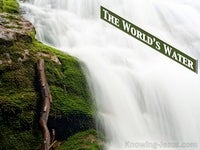 The World's Water (Woman At The Well (5)